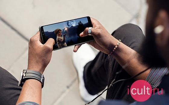 Samsung Galaxy A8 фото