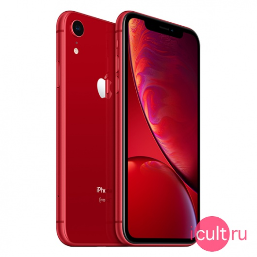 Смартфон Apple iPhone XR 256GB (PRODUCT) Red красный MRYM2