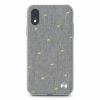 Чехол Moshi Vesta Pebble Gray для iPhone XR серый 99MO116011