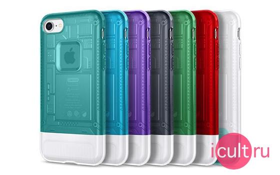 Spigen Classic C1 Grape iPhone 8