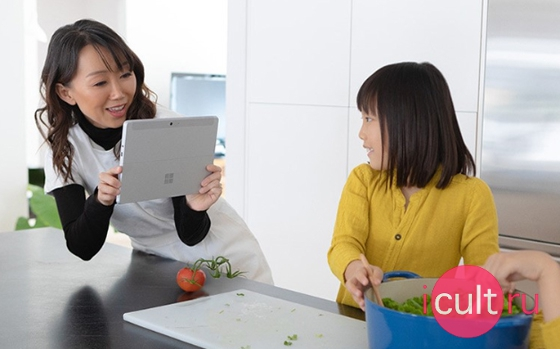 Характеристики Microsoft Surface Go
