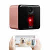 Wi-Fi камера наблюдения с лазером Petcube Play Smart Pet Camera with Interactive Laser Toy Matte Rose Gold розовое золото PP211NV5L