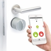 Умный замок Danalock V3 HomeKit Smart Lock Silver серебристый 1032060