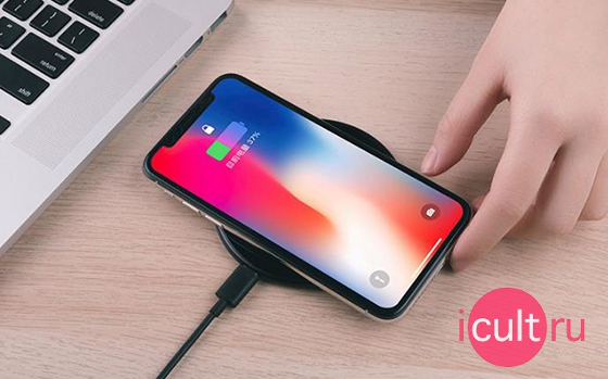 Xiaomi ZMI Wireless Charger Rose Gold