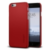 Чехол SGP Case Thin Fit Red для iPhone 6/6S красный 035CS22380