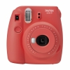 Фотокамера Fujifilm Instax Mini 9 Poppy Red красная