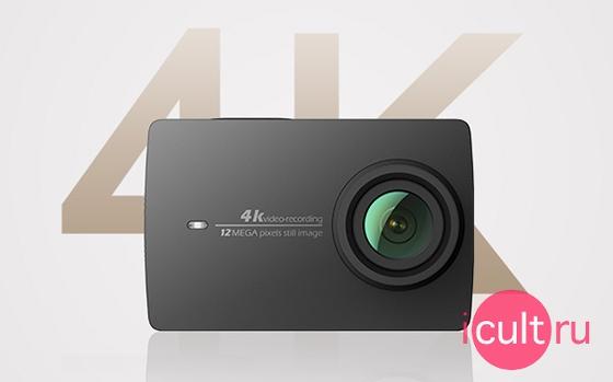 Xiaomi Yi 4K Action + Waterproof Case Black