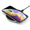 Беспроводное ЗУ Satechi Aluminum Type-C PD & QC Wireless Charger 3A Silver серебристое ST-IWCBS