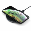 Беспроводное ЗУ Satechi Aluminum Type-C PD & QC Wireless Charger 3A Space Gray темно-серое ST-IWCBM