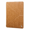 "Чехол-книжка Jisoncase PU Leather Brown для iPad Air 2/9.7"" коричневый JS-IPD-02M20"