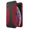 Чехол Speck Presidio Grip Black/Dark Poppy Red для iPhone XS Max черный/красный 117106-C305