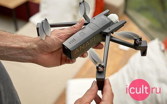 Parrot Anafi Drone 4K характеристики