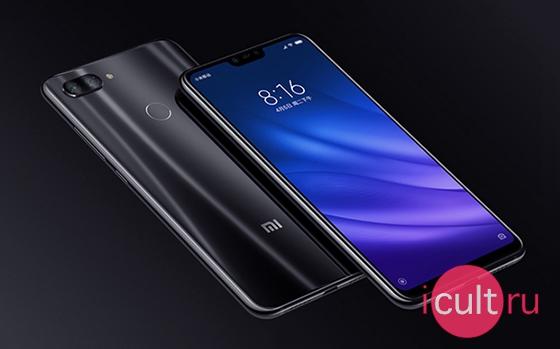 Xiaomi Mi8 Lite 64Gb+4Gb Black