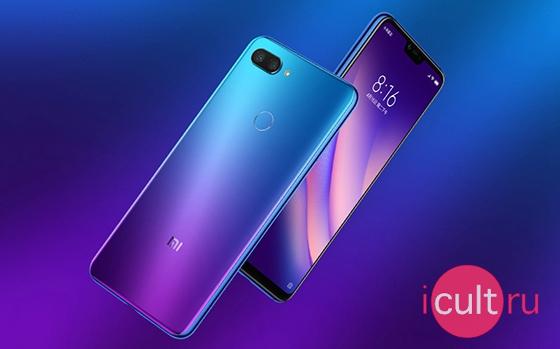 Xiaomi Mi8 Lite 128Gb+6Gb Aurora Blue