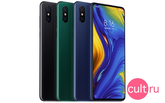 Xiaomi Mi Mix 3 128Gb+6Gb Black