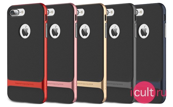 Rock Royce Case Iron Grey для iPhone 7/8 Plus