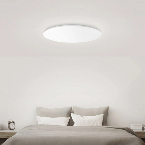 Умная лампа Xiaomi Yeelight LED Ceiling Lamp 480mm 32W White Lampshade White белая YLXD06YL