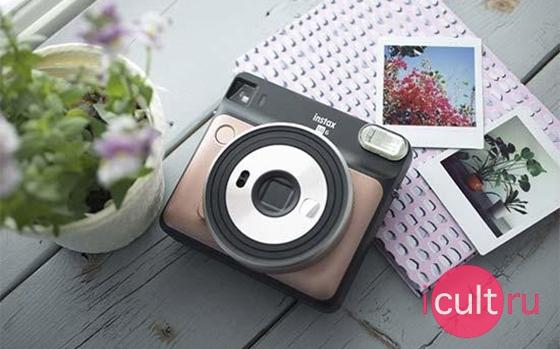 Fujifilm Instax SQUARE SQ6 обзор