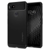 Чехол Spigen Rugged Armor Black для Google Pixel 3 черный F19CS25031