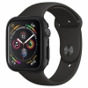 Чехол Spigen Thin Fit Black для Apple Watch Series 4 44 мм черный 062CS24474