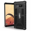 Чехол UAG Monarch Black для Samsung Galaxy Note 8 черный NOTE8-M-BLK