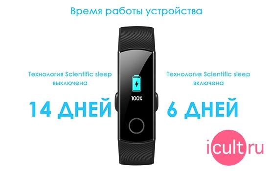 Спортивный браслет с пульсометром Huawei Honor Band 4