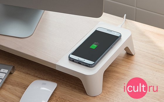 Pallo Woody Wireless Charger