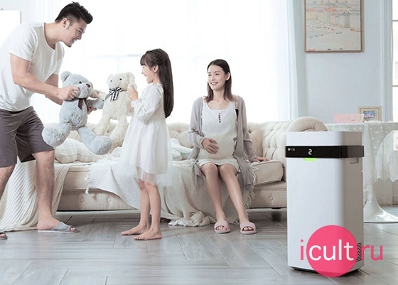 Xiaomi Baion No-Consumable Air Purifier