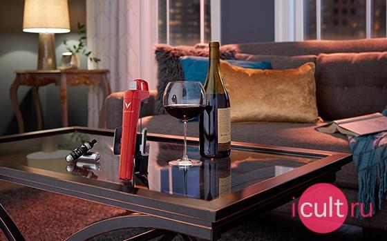 Coravin Model Two Elite Wine Journey Piano Black