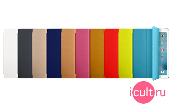Smart Case Brown iPad Pro 9.7