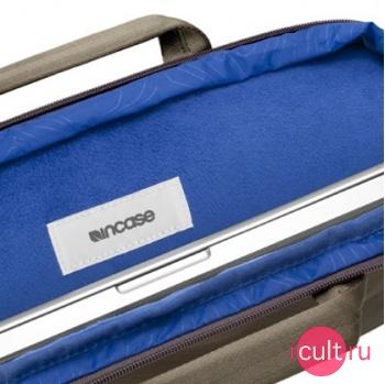 Нейлоновая сумка Incase Nylon Sling Sleeve Taupe/Blue для MacBook / Pro...