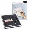 Набор Moleskine Smart Writing Set блокнот Paper Tablet и ручка Pen Plus Ellipse черный SWSA