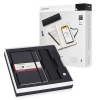 Набор Moleskine Smart Writing Set and Case блокнот Paper Tablet и ручка Pen Plus Ellipse черный SWSB