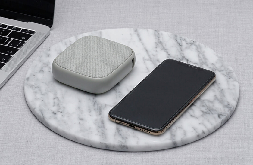 Xiaomi Solove W5 Wireless Mobile Charging Gray