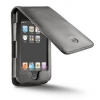 Кожаный чехол DLO HipCase leather Folio black для iPod Touch / 2G /3G DLA81818H/10