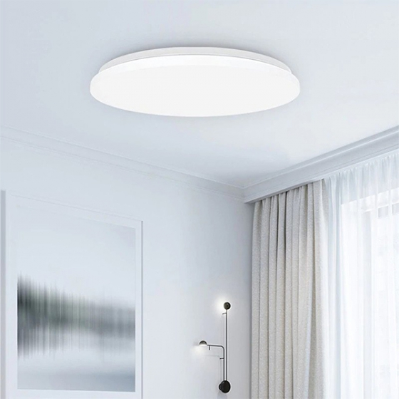 Умная лампа Xiaomi Yeelight LED Yilai Aiyue Ceiling Lamp 480mm 32W (Galaxy) White белая YIXD05YI