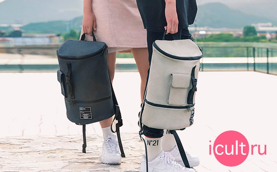 Xiaomi 90 Points Chic Leisure Backpack Female Black