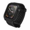 Чехол с ремешком Catalyst Impact Protection Case Stealth Black для Apple Watch Series 4 44 мм черный CAT44DROP4BLK