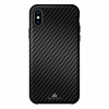 Чехол Black Rock Flex Carbon для iPhone X/XS черный карбон