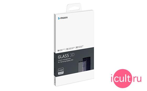 Deppa 3D Glass для Samsung Galaxy S9+