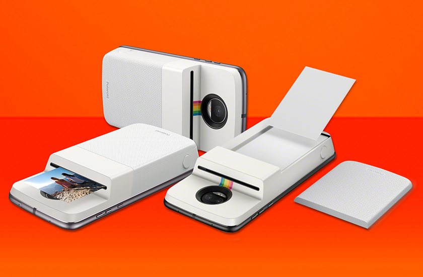 Купить Motorola Polaroid Insta-Share Printer