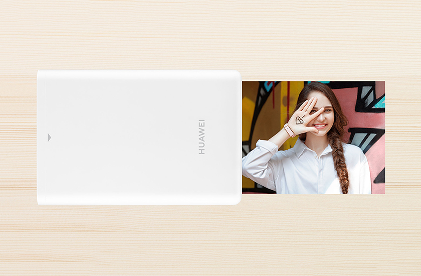 Huawei CV80 Pocket Photo Printer цена