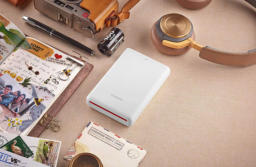 Фотопринтер Huawei CV80 Pocket Photo Printer