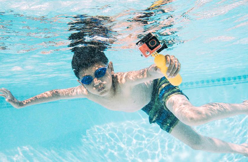 Экшн камера Xiaomi Mijia Seabird 4K Motion Action Camera