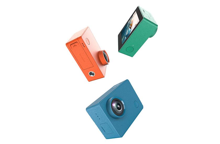 Xiaomi Mijia Seabird 4K Motion Action Camera Orange
