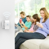 Усилитель Wi-Fi сигнала Dodocool N300 Wall Mounted Wireless Range Extender White белый DC39WEU