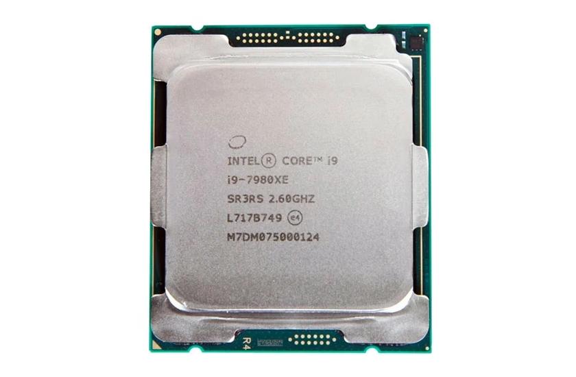 Процессор Intel Core i9-7980XE Skylake (2017)