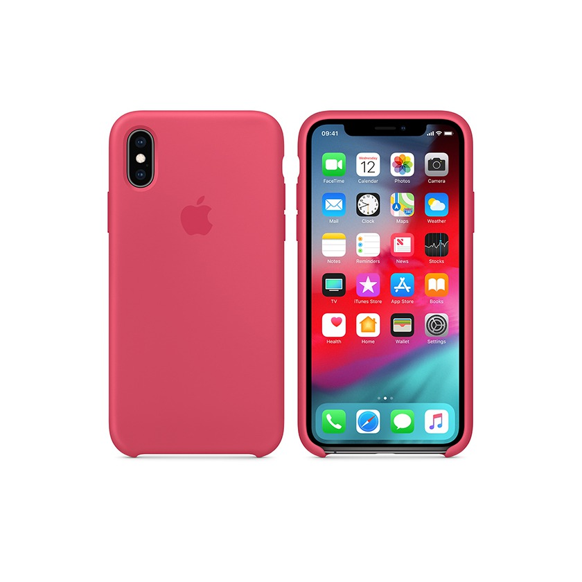 Apple Silicone Case Hibiscus MUJT2ZM/A