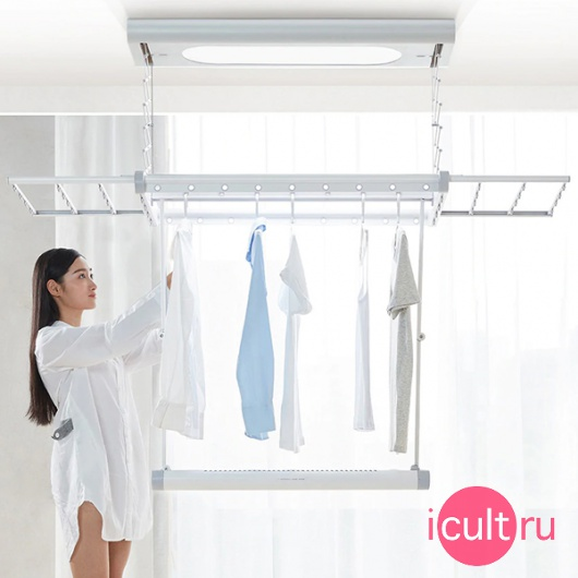 Умная сушилка для белья Xiaomi Mr Bond Smart Clothes Dryer M1 Pro White белая
