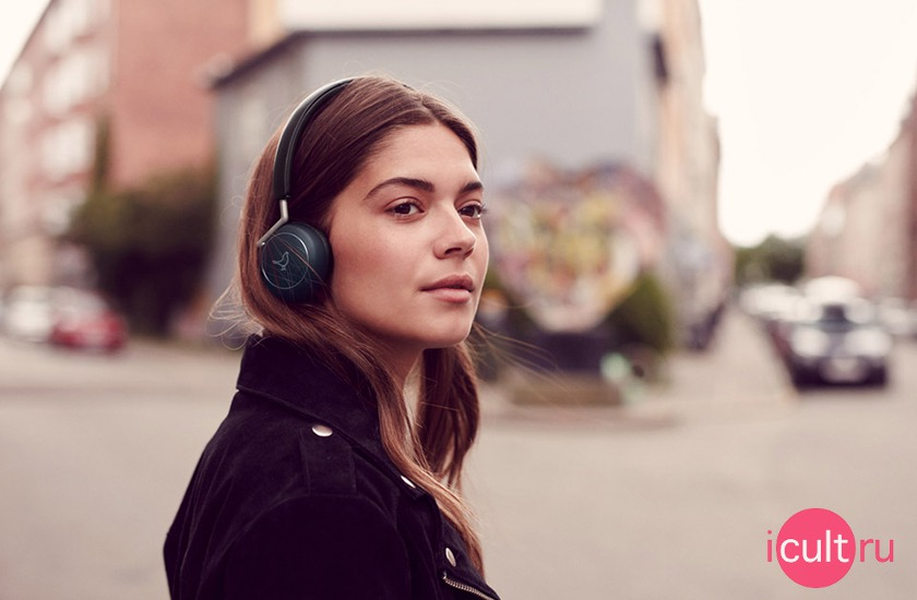 Libratone Q Adapt On-Ear Headphones Stormy Black